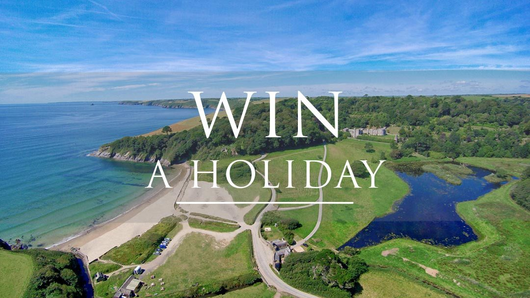 WIN a three-night stay at The Old Cart House – T&Cs