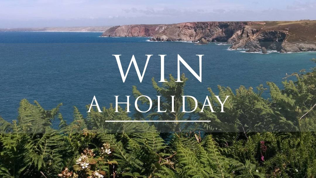 WIN a holiday!