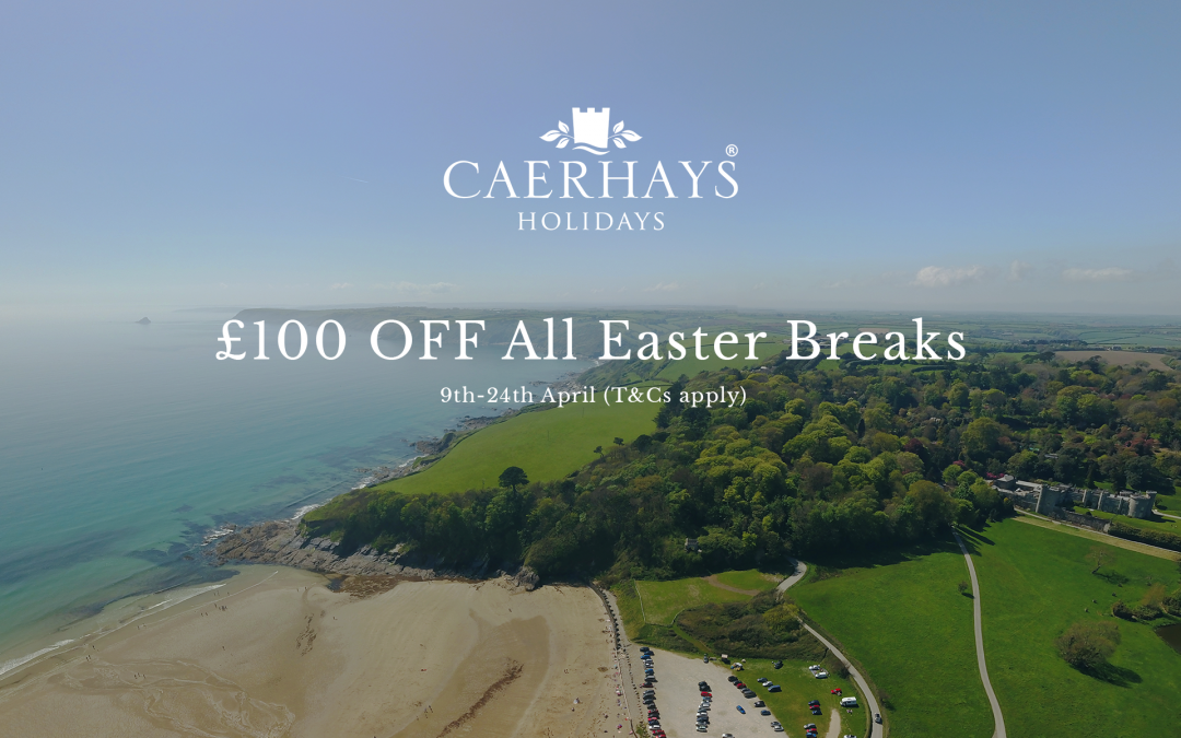 £100 OFF all Easter breaks