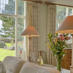 The Vean Drawing Room Accommodation Square Image
