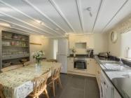 Fish Sheds kitchen