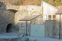 Lime Kiln - Exterior