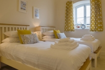 Parc n Bounder - Twin bedroom